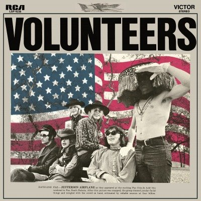 Jefferson Airplane - Volunteers - Vinyl / LP