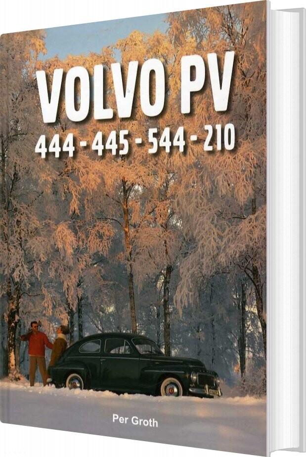 Volvo Pv - Per Groth - Bog
