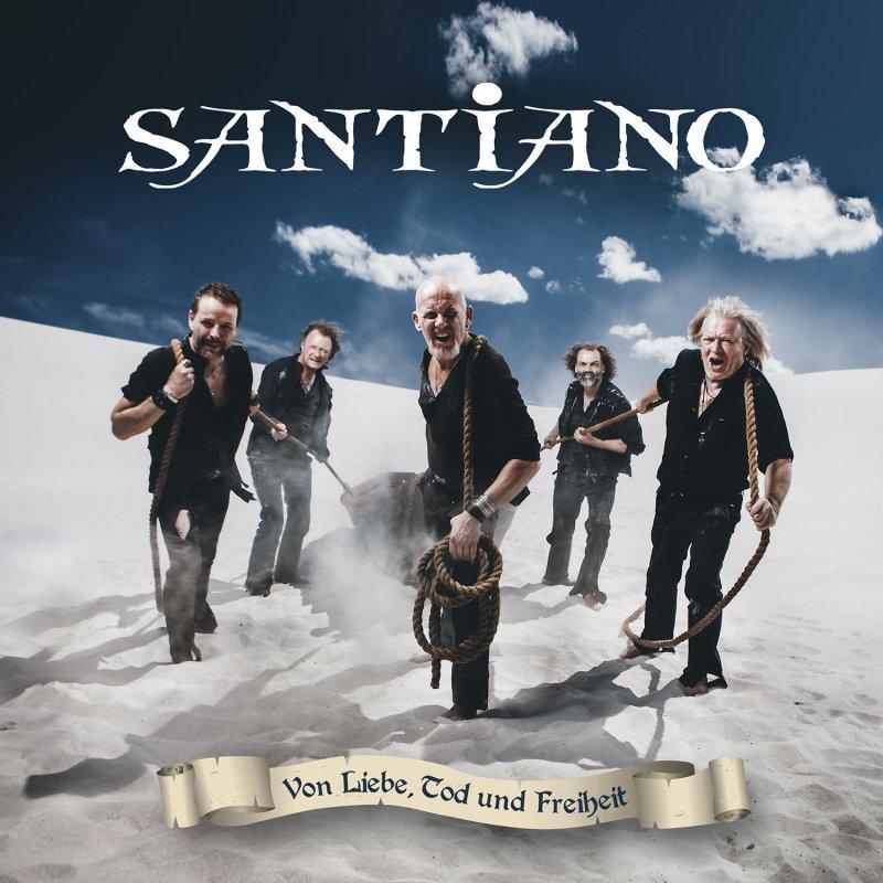 Image of   Santiano - Von Liebe Tod Und Freiheit - CD