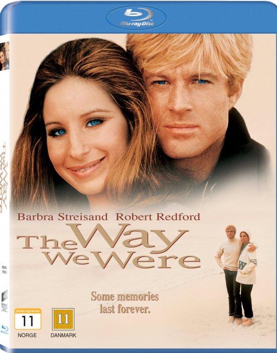 The Way We Were / Vore Bedste år - Blu-Ray
