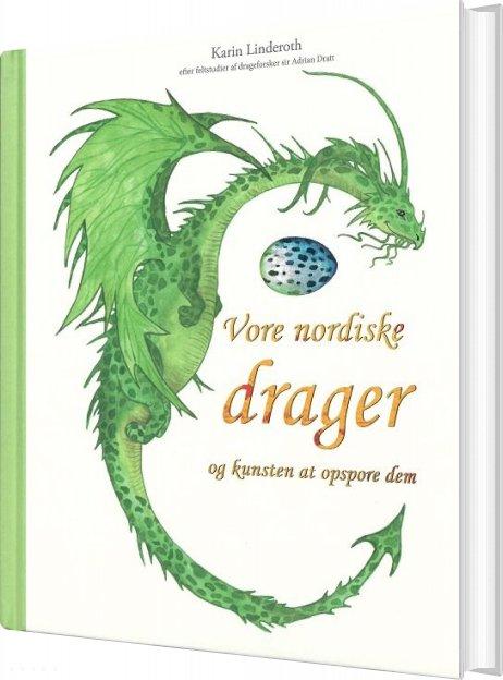 Vore Nordiske Drager - Karin Linderoth - Bog