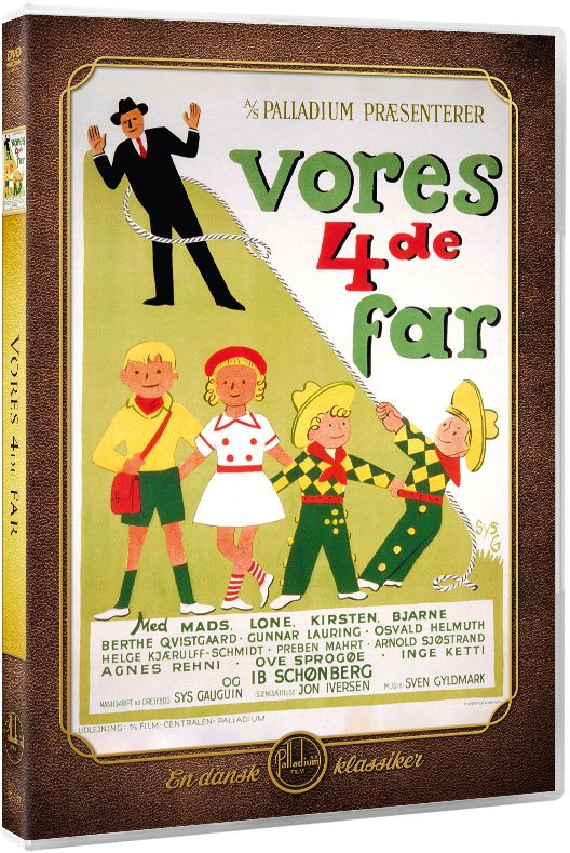 Billede af Vores 4. Far / Vores Fjerde Far - DVD - Film