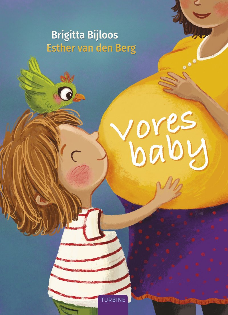 Vores Baby - Brigitta Bijloos - Bog