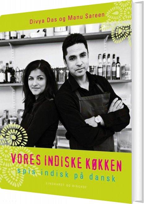 Vores Indiske Køkken - Manu Sareen - Bog
