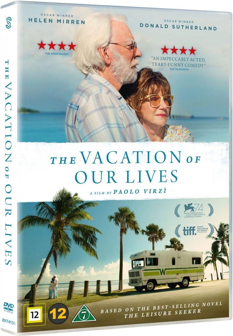 Billede af Vores Livs Ferie / The Leisure Seeker - DVD - Film