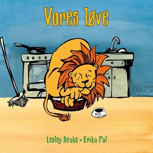 Billede af Vores Løve - Lesley Beake - Bog