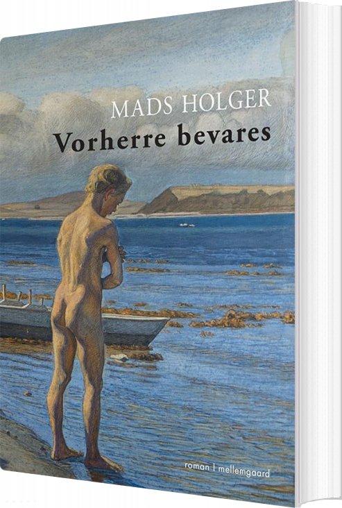 Vorherre Bevares - Mads Holger - Bog