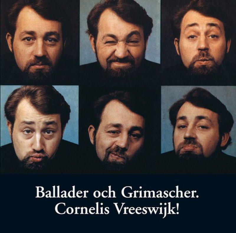 Image of   Cornelis Vreeswijk - Ballader - CD
