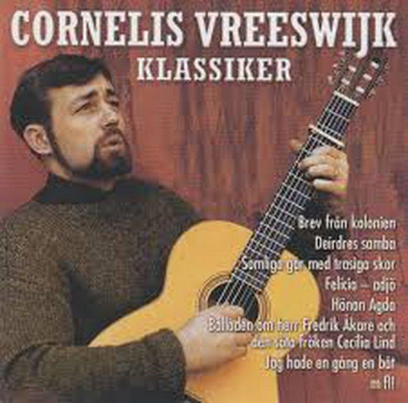 Image of   Cornelis Vreeswijk - Klassiker - CD