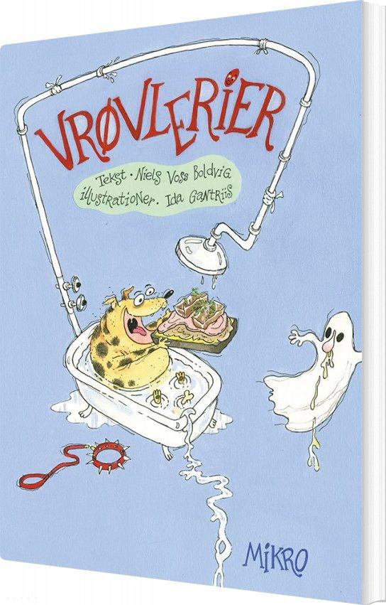 Vrøvlerier - Niels Voss Boldvig - Bog