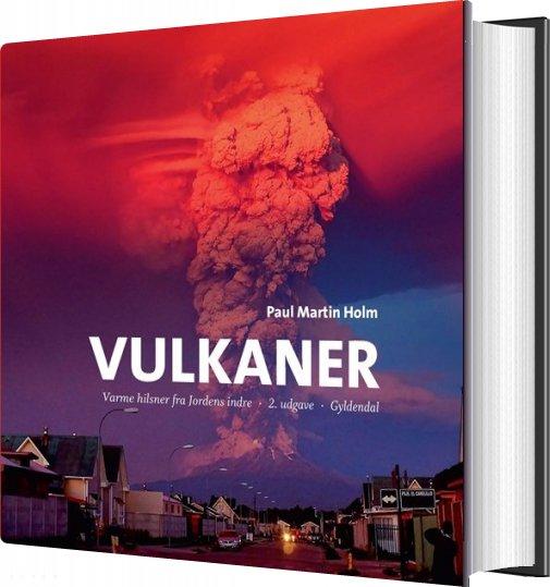 Vulkaner - Paul Martin Holm - Bog