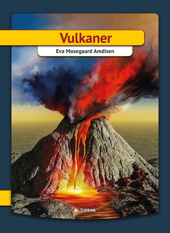 Vulkaner - Eva Mosegaard Amdisen - Bog