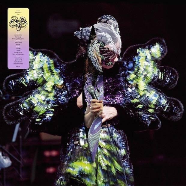 Image of   Björk - Vulnicura Live - CD