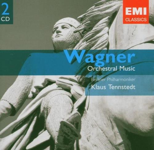 Image of   Klaus Tennstedt - Wagner - Opera Orchestral Music - CD