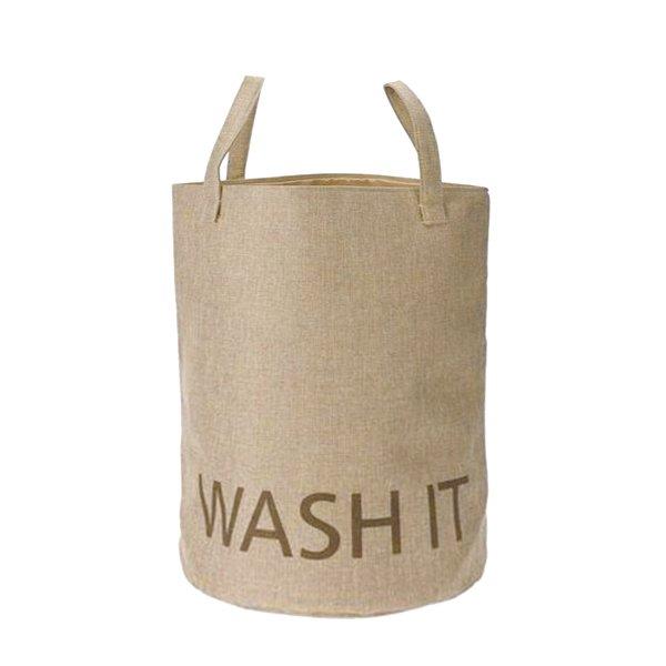 Vasketøjspose Med Håndtag