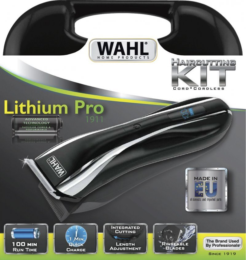 Image of   Wahl Trimmer - Lithium Pro Clipper