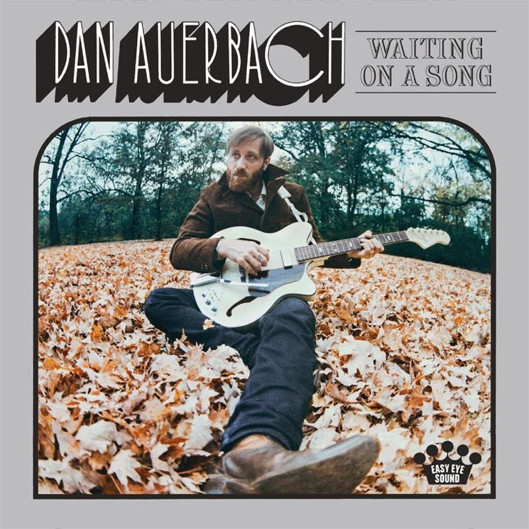 Image of   Dan Auerbach - Waiting On A Song - CD