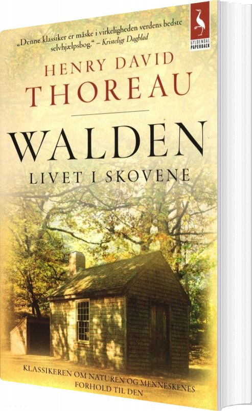 Image of   Walden - Henry David Thoreau - Bog