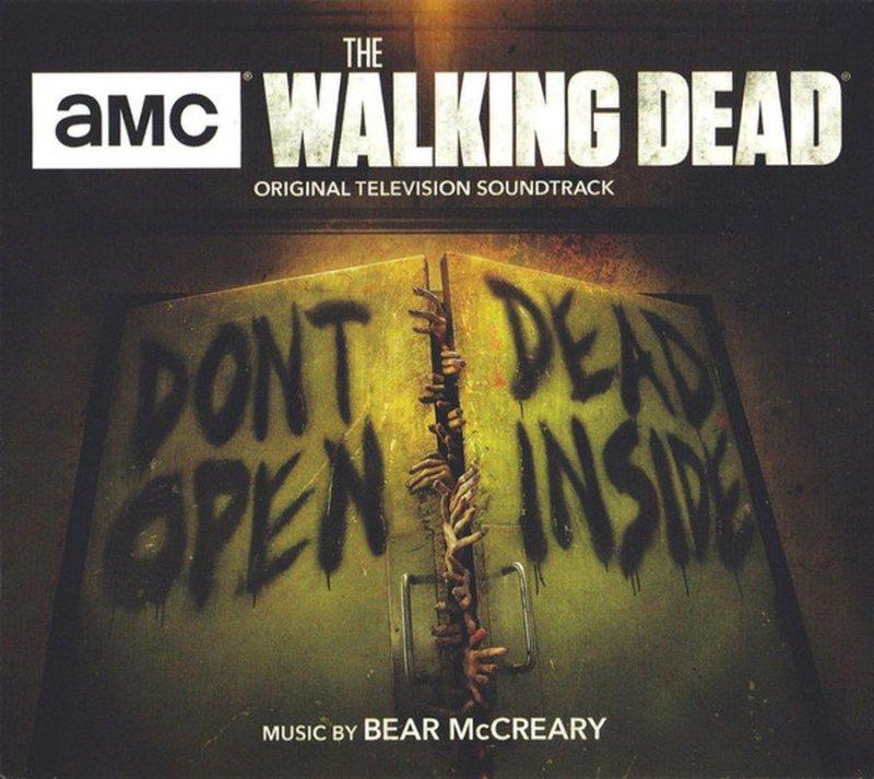Bear Mccreary - The Walking Dead Soundtrack - CD