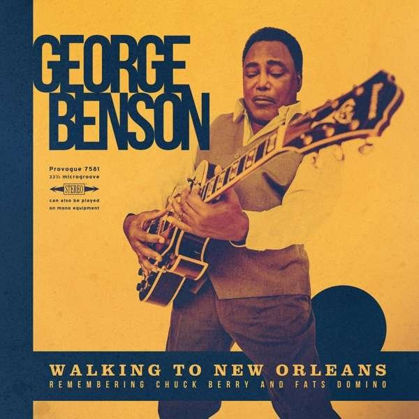 Image of   George Benson - Walking To New Orleans - CD