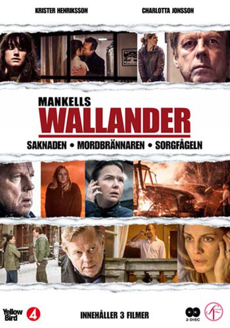 Image of   Wallander - Vol. 11 - DVD - Tv-serie