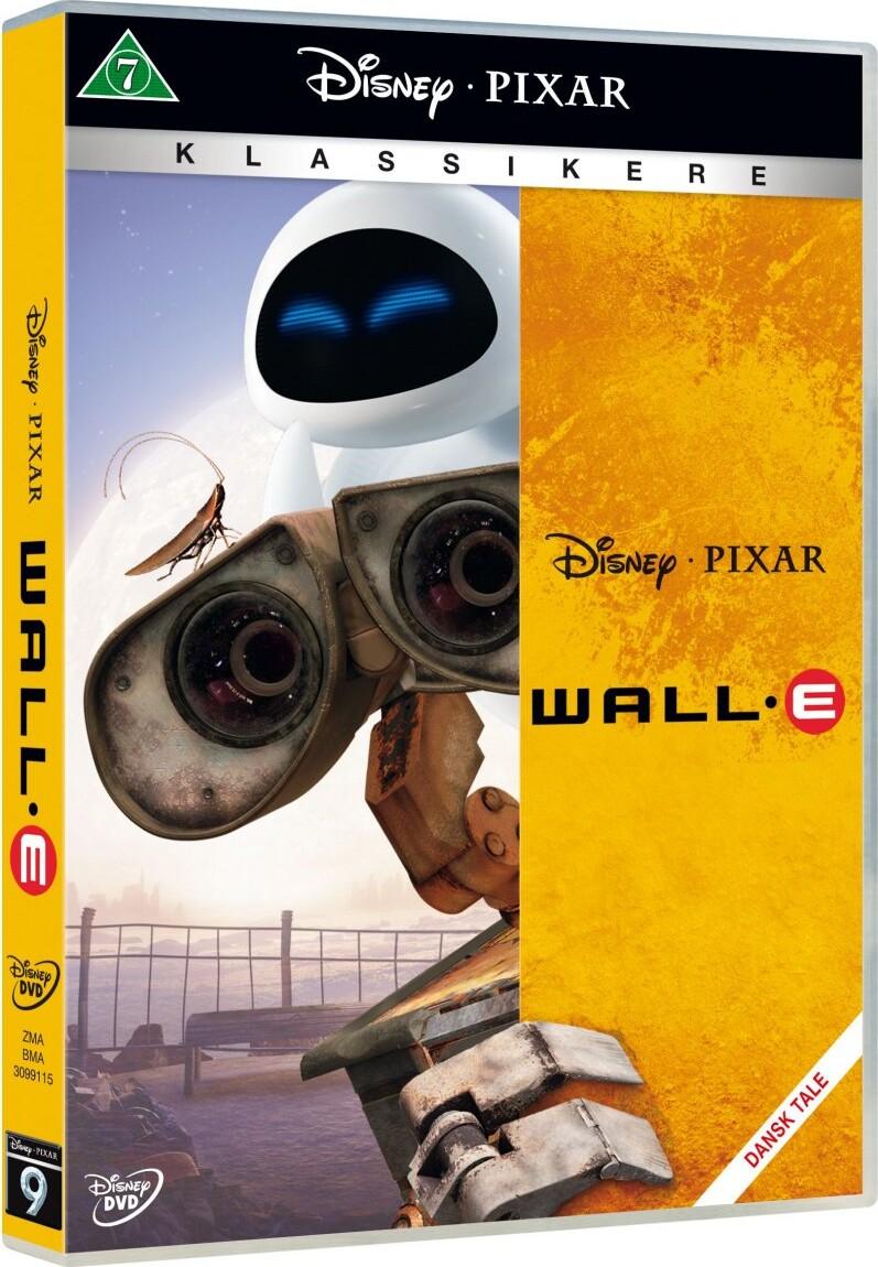 Billede af Wall-e - Disney Pixar - DVD - Film