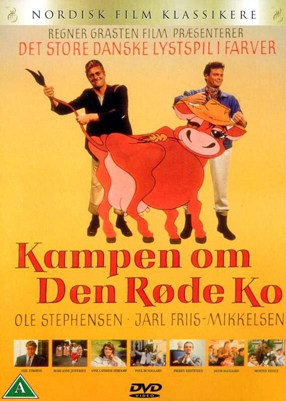 Billede af Walter Og Carlo - Kampen Om Den Røde Ko - DVD - Film