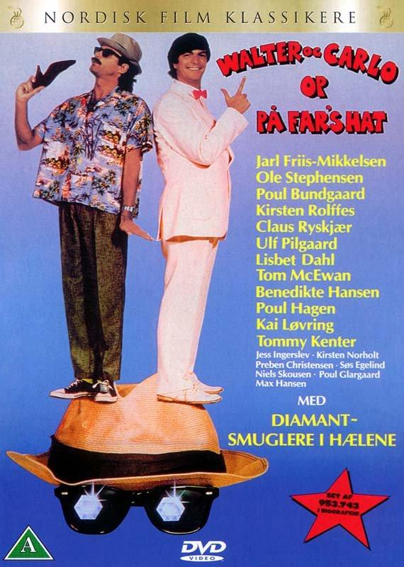Billede af Walter Og Carlo - Op På Fars Hat - DVD - Film