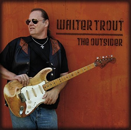 Image of   Walter Trout - The Outsider - CD