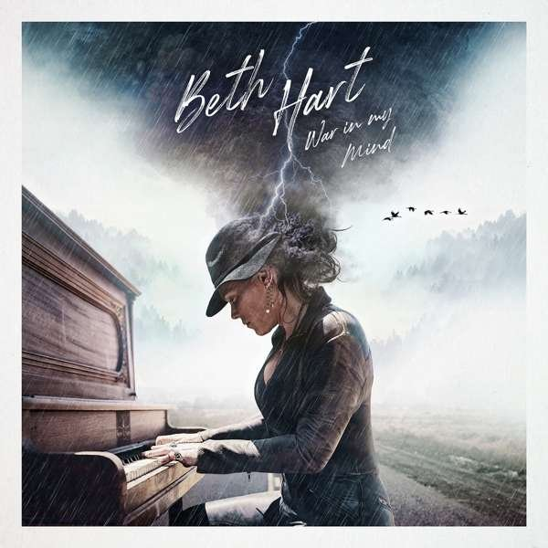 Image of   Beth Hart - War In My Mind - CD