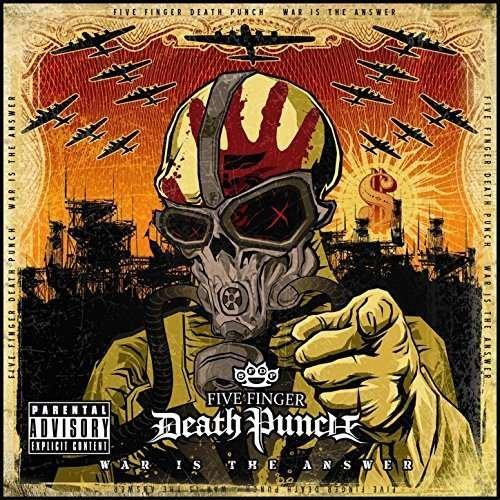 Image of   Five Finger Death Punch - War Is The Answer - Vinyl / LP