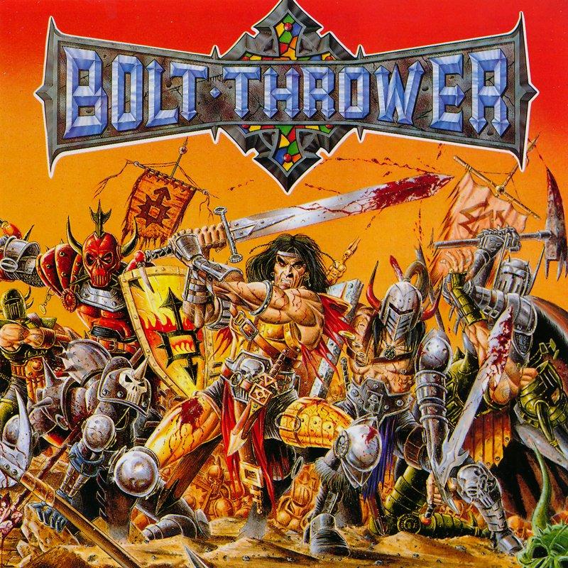 Image of   Bolt Thrower - War Master - Vinyl / LP