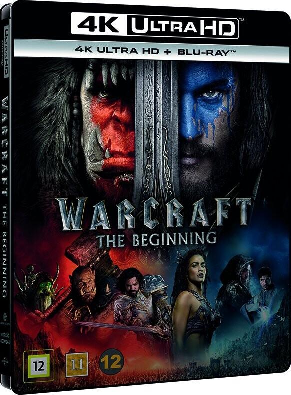 Image of   Warcraft: The Beginning - 4K Blu-Ray