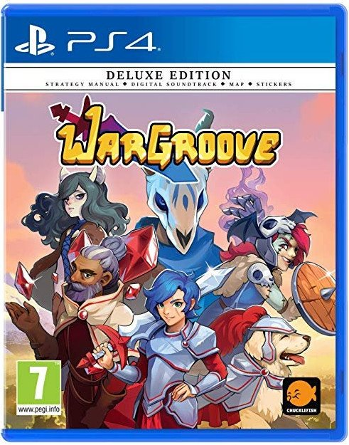 Image of   Wargroove - Deluxe Edition - PS4
