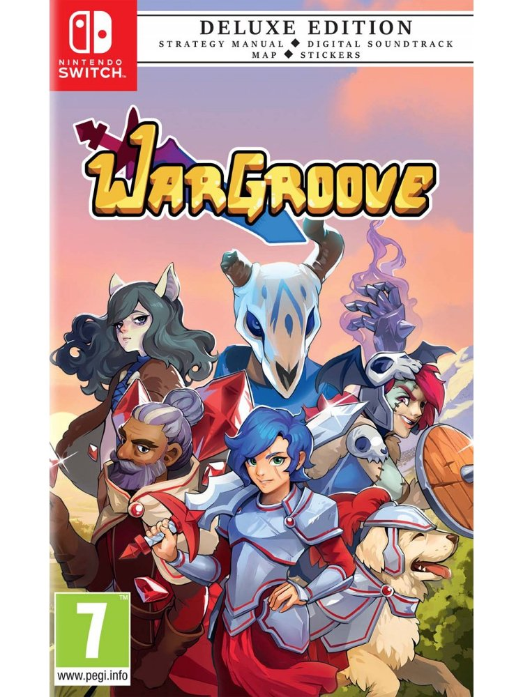 Image of   Wargroove - Deluxe Edition - Nintendo Switch
