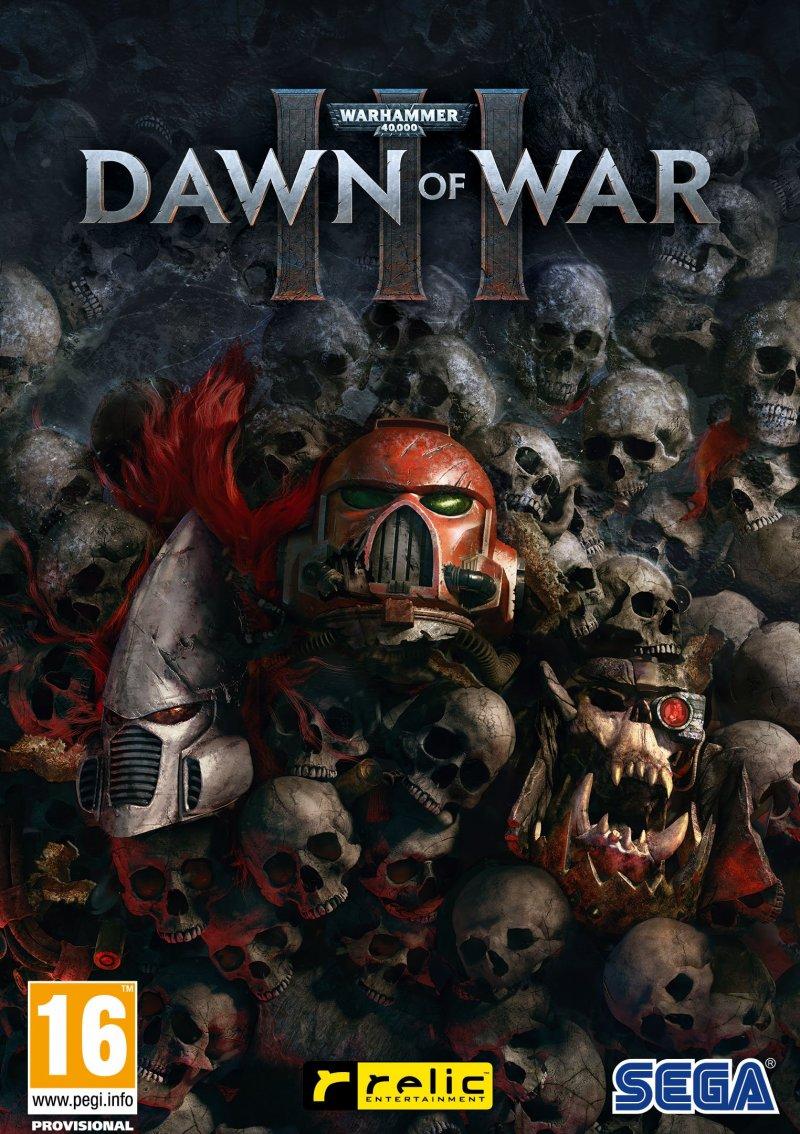 Image of   Warhammer 40,000: Dawn Of War Iii (3) - PC