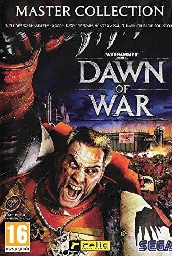 Image of   Warhammer 40k Dawn Of War Master Collection - PC