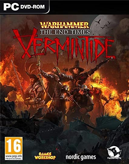 Image of   Warhammer: End Times - Vermintid - PC