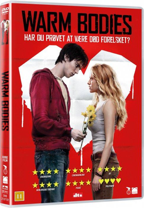 Billede af Warm Bodies - DVD - Film