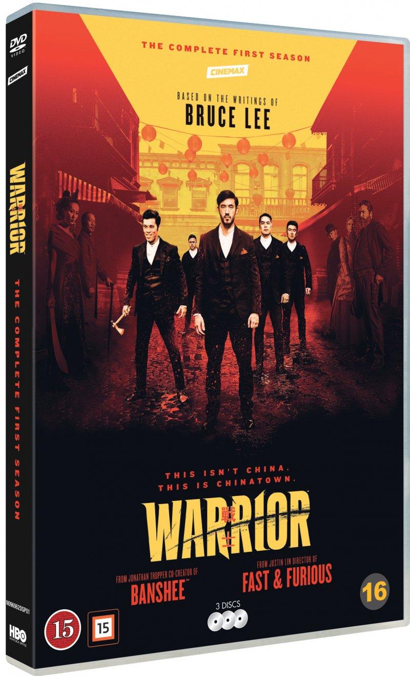 Billede af Warrior - Sæson 1 - Hbo - DVD - Tv-serie