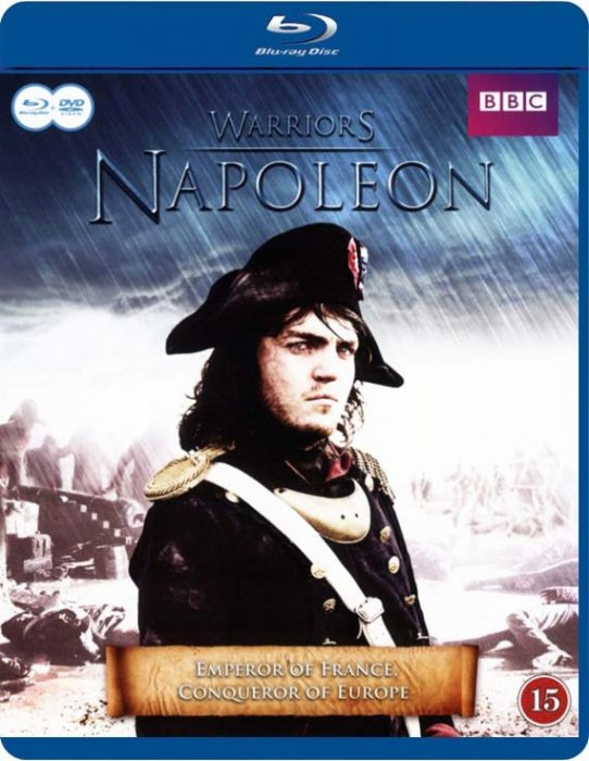 Image of   Warriors - Napoleon (blu-ray+dvd) - Blu-Ray