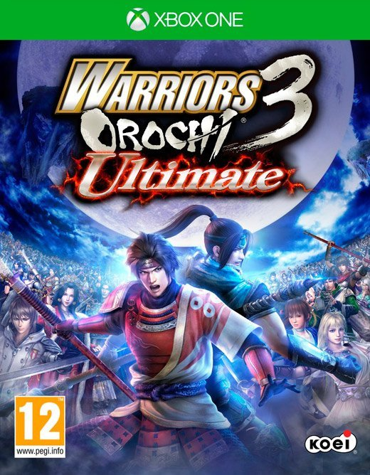 Image of   Warriors Orochi 3 Ultimate - Xbox One