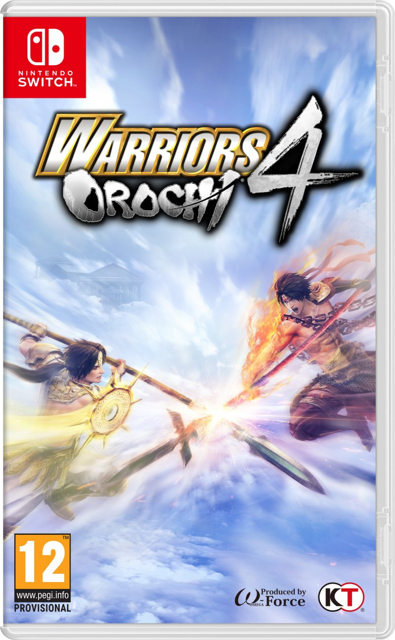 Image of   Warriors Orochi 4 - Nintendo Switch
