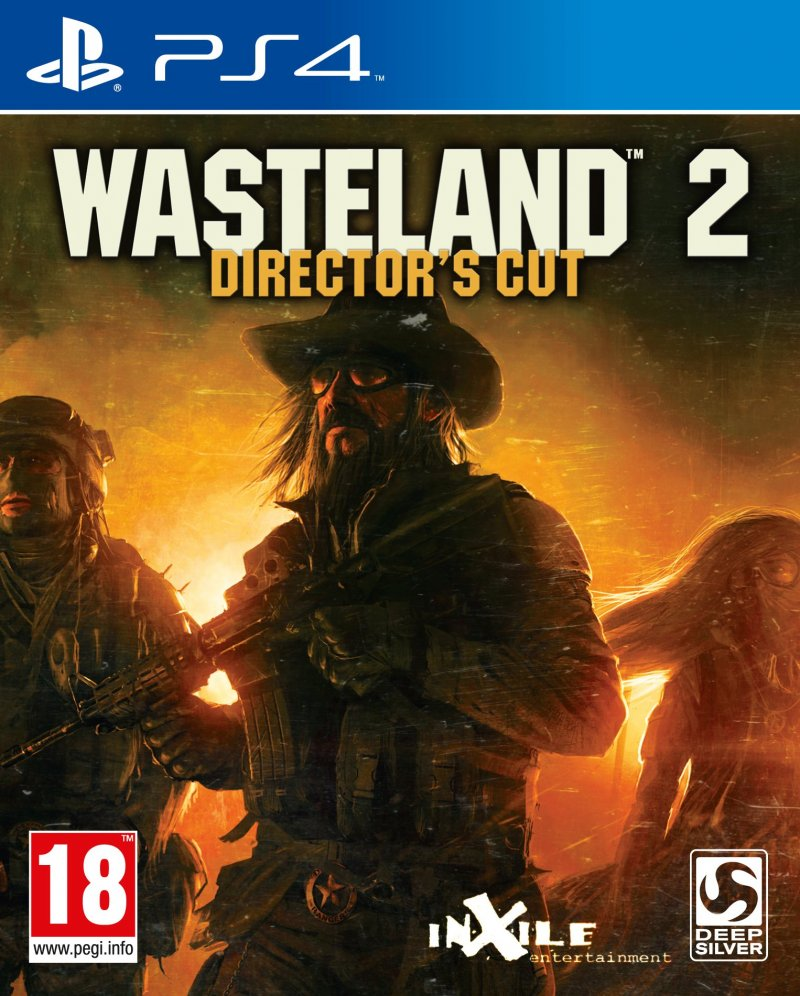 Image of   Wasteland 2: Directors Cut Edition - PS4