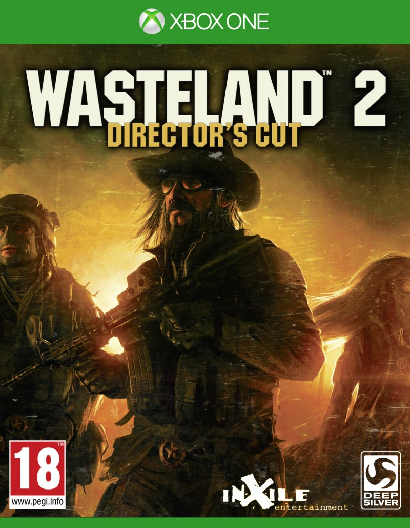 Wasteland 2: Directors Cut Edition - Xbox One