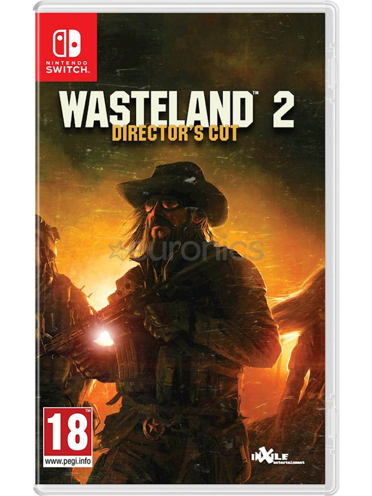 Image of   Wasteland 2: Director's Cut Edition - Nintendo Switch
