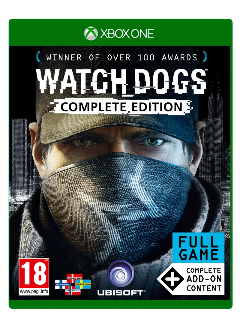 Watch Dogs - Complete Edition (nordic) - Xbox One