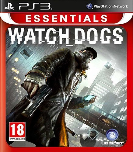 Image of   Watch Dogs (essentials) - PS3