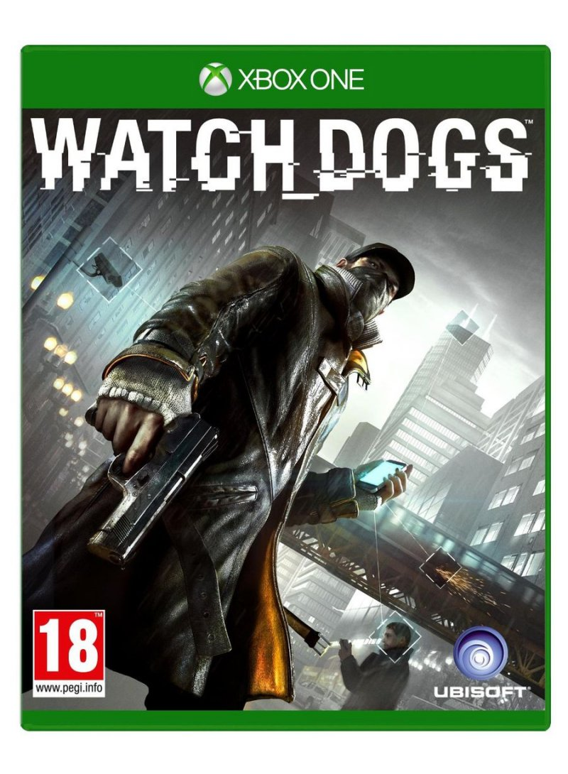 Watch Dogs (nordic) - Xbox One