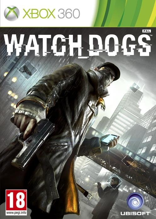 Image of   Watch Dogs (nordic) - Xbox 360